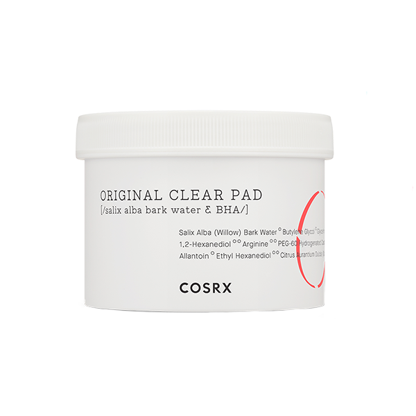 COSRX Acne care, Cleansing [COSRX] One Step Original Clear Pads 70ea