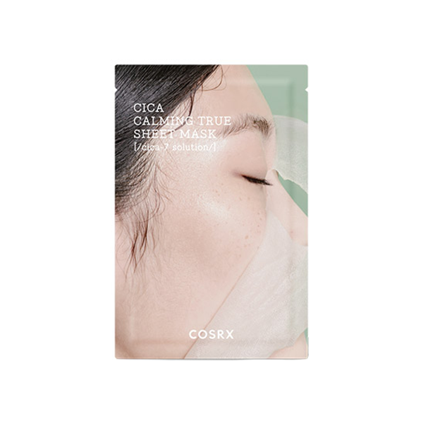 COSRX Sheet mask [COSRX]  Pure Fit Cica Calming True Sheet Mask (1ea)