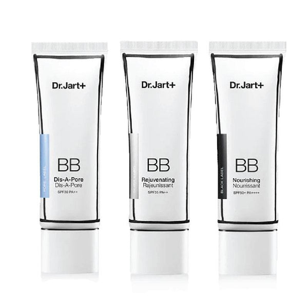 Dr.Jart+ Foundation / BB / CC [Dr.Jart+] Dermakeup Beauty Balm 50ml (Nourishing / Dis-A-Pore / Rejuvenating)