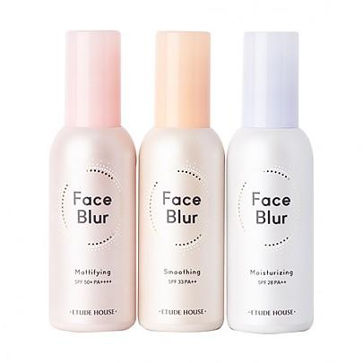 Etude House Foundation / BB / CC [Etude House]  Face Blur (3 Types)