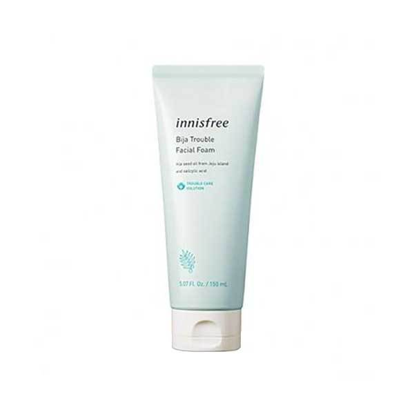 Innisfree Cleansing Foam [Innisfree]  Jejubija Anti-trouble Facial Foam 150ml