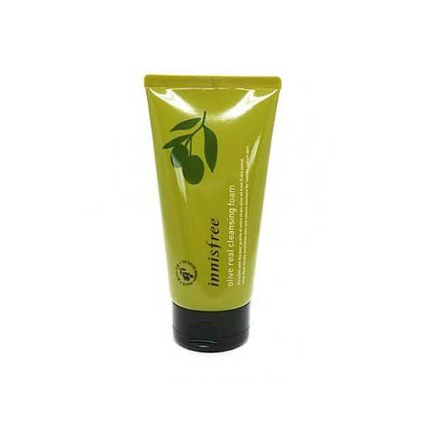Innisfree Cleansing Foam [Innisfree]  Olive Real Cleansing Foam 150ml