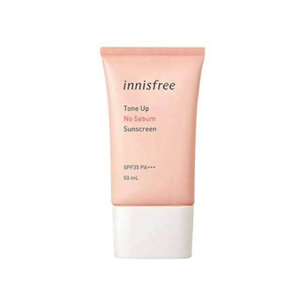 Innisfree Sun care [Innisfree]  Tone Up No Sebum Sunscreen SPF 35 PA+++