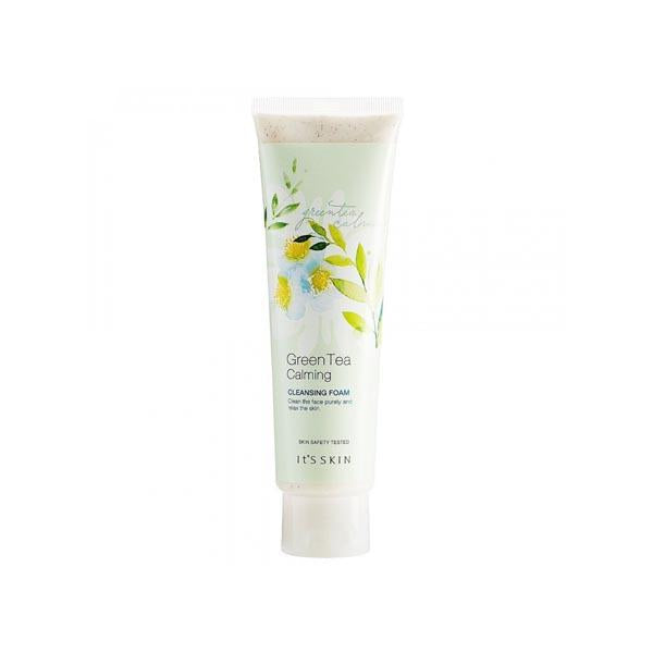 It's Skin Cleansing Foam [It's Skin]  Green Tea Calming Cleansing Foam 150ml