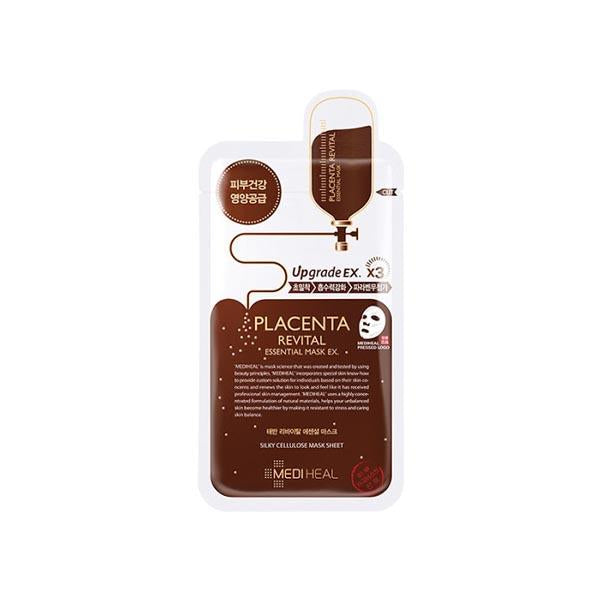 MEDIHEAL Sheet mask [Mediheal]  Placenta Revital Essential Mask EX 25ml