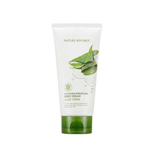 NATURE REPUBLIC Moisturizers [Nature Republic]  Soothing & Moisture Aloe Vera Body Cream 150ml
