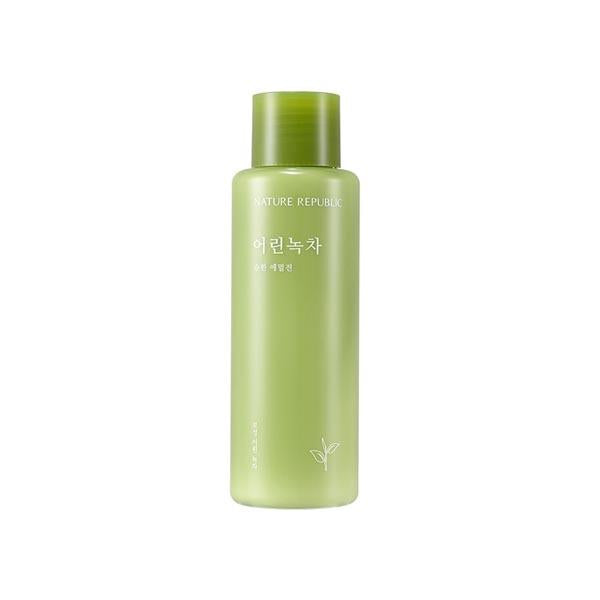 NATURE REPUBLIC [Nature Republic]  Young Green Tea Mild Emulsion 155ml