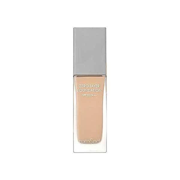 Rom&nd Foundation / BB / CC [rom&nd]  Zero Layer Foundation (4 Colors)