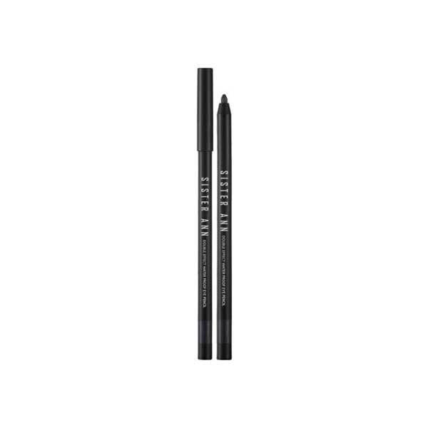Sister Ann Eye Liner [SISTER ANN] DOUBLE EFFECT WATERPROOF EYEPENCIL