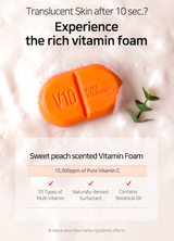 SOME BY MI Cleansing Foam [SOME BY MI] PURE VITAMIN C V10 CLEANSING BAR 160g