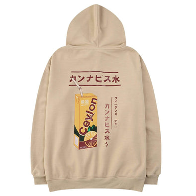 "AE ""Lemon Tea"" Hoodies"