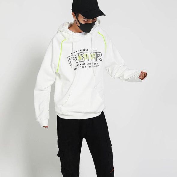 "AE FASHION ""無信號"" HOODIE"