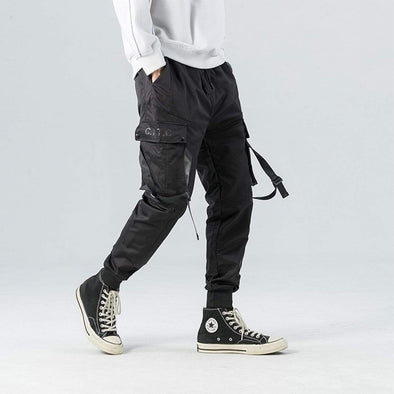 "AE ""Tie Cloth"" Beam Feet Pants"