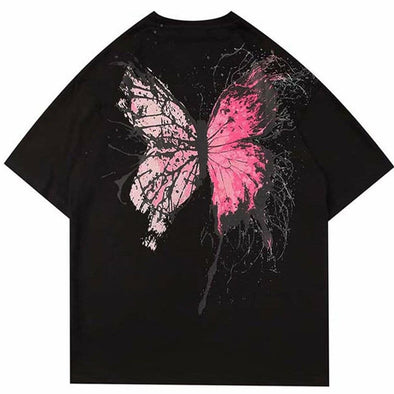 "AE ""Crack Butterfly"" Tee"