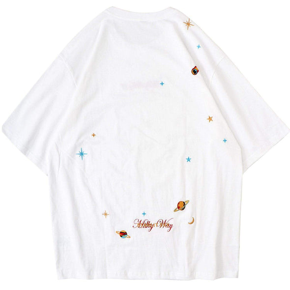 "AE ""Starry Embroidery"" Tee"