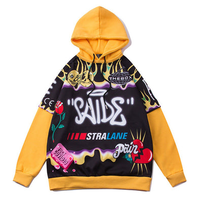 "AE ""Graffiti"" Hoodies"