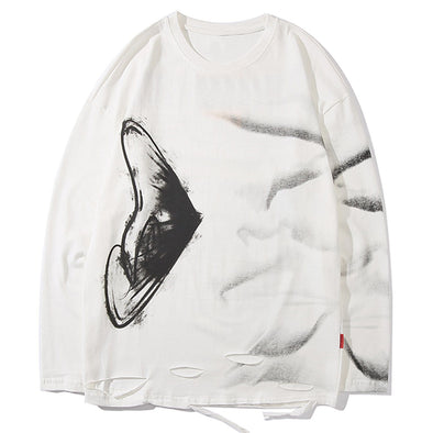 "AE ""Ink Butterfly"" Sweatshirt"