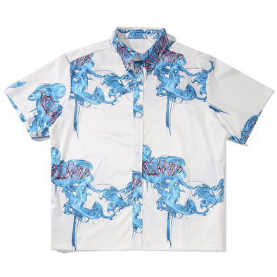 "AE ""Blue Smoke"" Shirt"