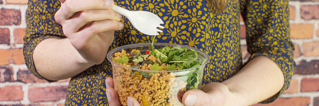Disposable Cutlery That's Robust AND Eco-Friendly
