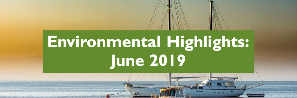 June 2019 - Environmental Highlights