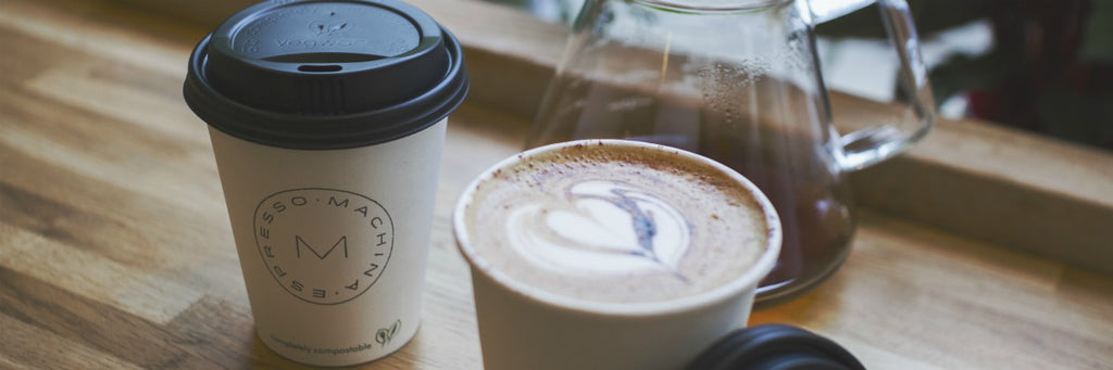 What Are Compostable Coffee Cups Made From?