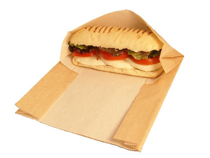 Compostable Hot Bags & Wraps