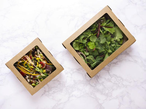 Compostable Salad Boxes