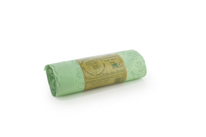 Eco-Friendly Compostable Bin Liners and Sacks