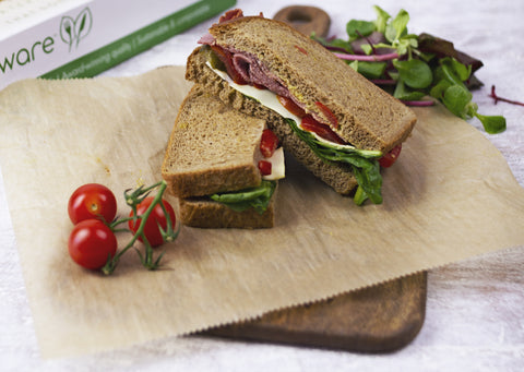 Biodegradable Sandwich Sheets