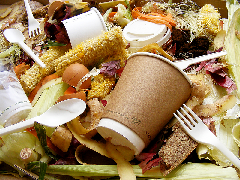 Compostable packaging disposal uk