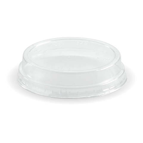 Compostable Clear PLA BioCup Lids