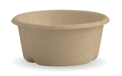 Compostable Natural BioCane Sauce Cup
