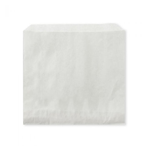 Compostable White Strung Sandwich Bags