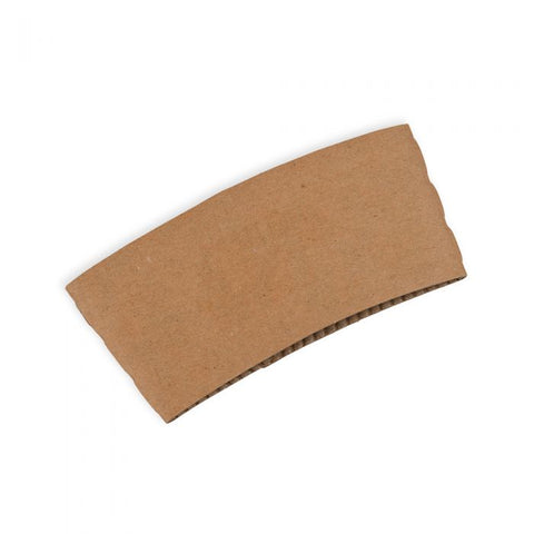Compostable Coffee Cup Sleeve - Small