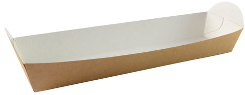 Compostable Kraft Baguette Tray