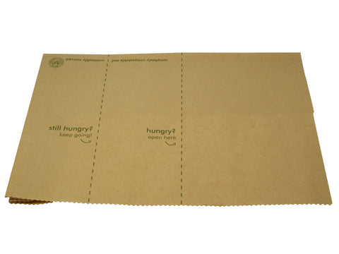 Compostable Ovenable Wrap