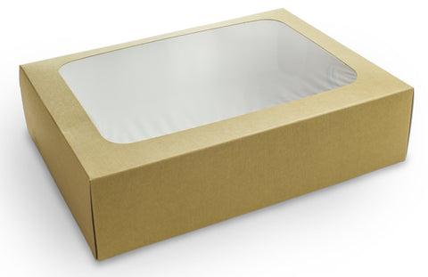 Compostable Sandwich Platter Box - Regular