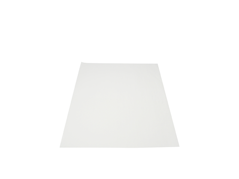 White Unbleached Greaseproof Sheets - 350mm