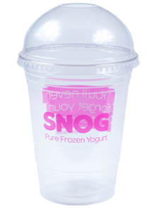Eco-friendly Custom Printed Compostable Cold Drinks Cups