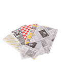 Custom Printed Compostable Greaseproof Paper