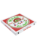 Custom Printed Compostable Pizza Boxes