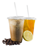 Compostable Clear Standard PLA Cold Drinks Cups