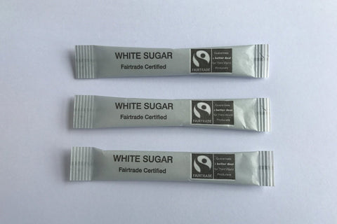 Fairtrade Sugar Stick - White