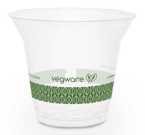Green Band Standard PLA Cold Drinks Cup - 9oz