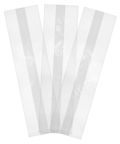 Natureflex Clear PLA Baguette Bag - 10cm x 13.5cm