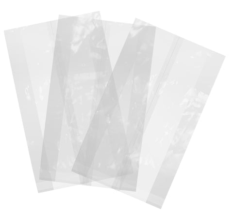 Natureflex Clear PLA Multi Bag - 15cm x 20cm x 24cm