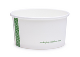 Compostable Soup / Ice Cream Container