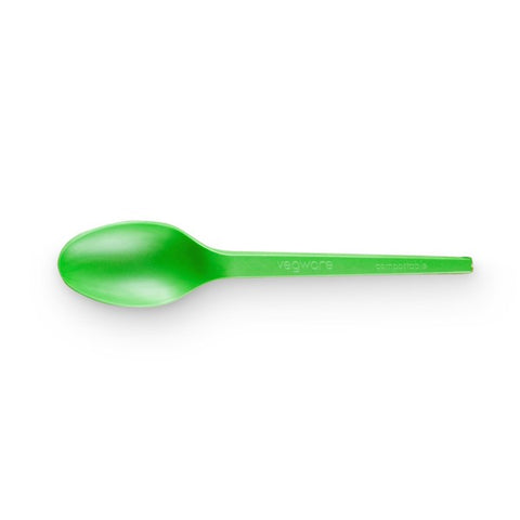 Vegware Compostable Green CPLA Spoon