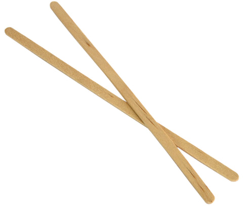 Wooden Drinks Stirrer - 5.5inch & 7.5inch