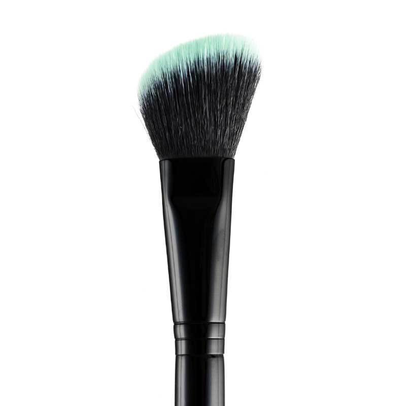 BRUSHES - BLACK BEAUTY ANGLED CONTOUR BRUSH